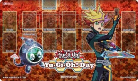 YuGiOh! Day 2018 Game Mat