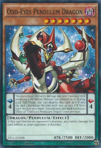 Odd Eyes Pendulum Dragon