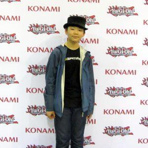 Ryan Yu DD 1st-Place