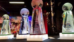 WCQ trophies