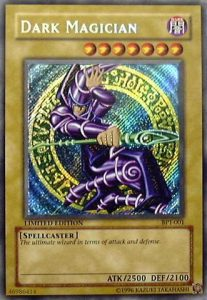 Secret Rare Dark Magician bpt-001
