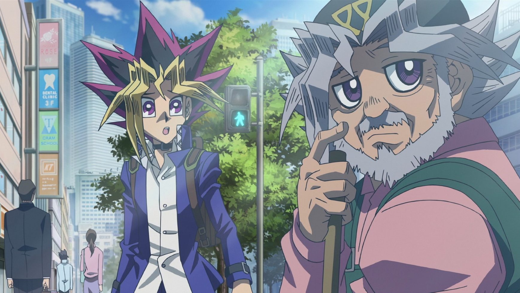 yu gi oh the dark side of dimensions blu ray review yugioh world