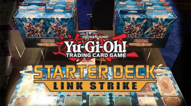 Starter Deck –Link Strike– Review