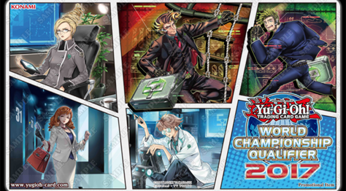Results of Yu-Gi-Oh! North America World Championship Qualifier Announced