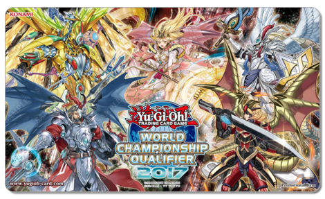 WCQ 2017 Top Cut Mat