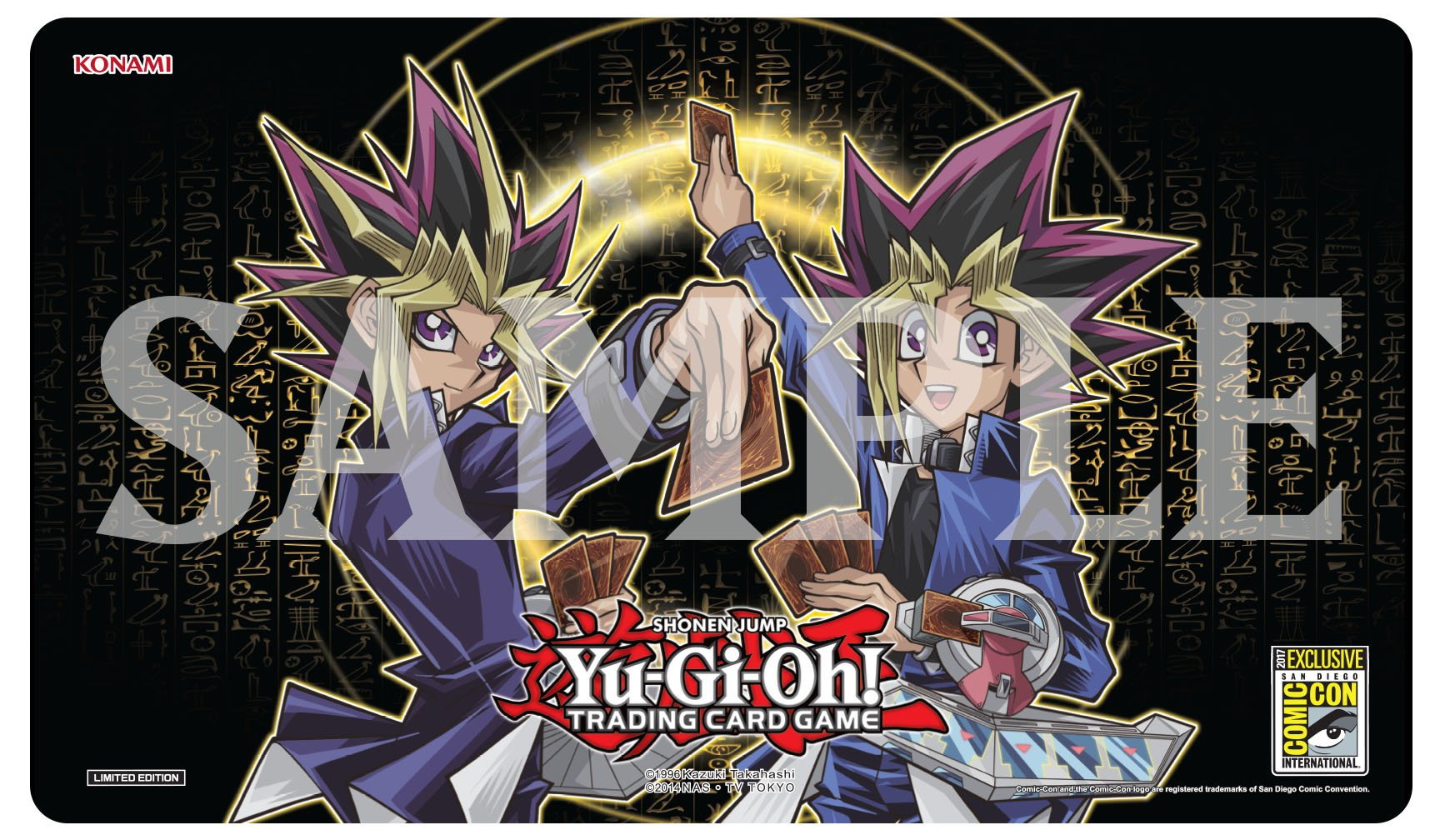 it u0027s time to duel at the san diego comic con yugioh world