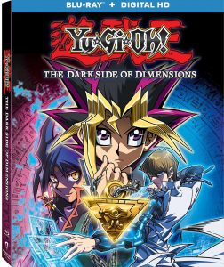 Yu-Gi-Oh! The Dark Side of Dimensions Blu-ray Review