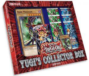 YU-GI-OH! COLLECTOR BOXES - Yugi's