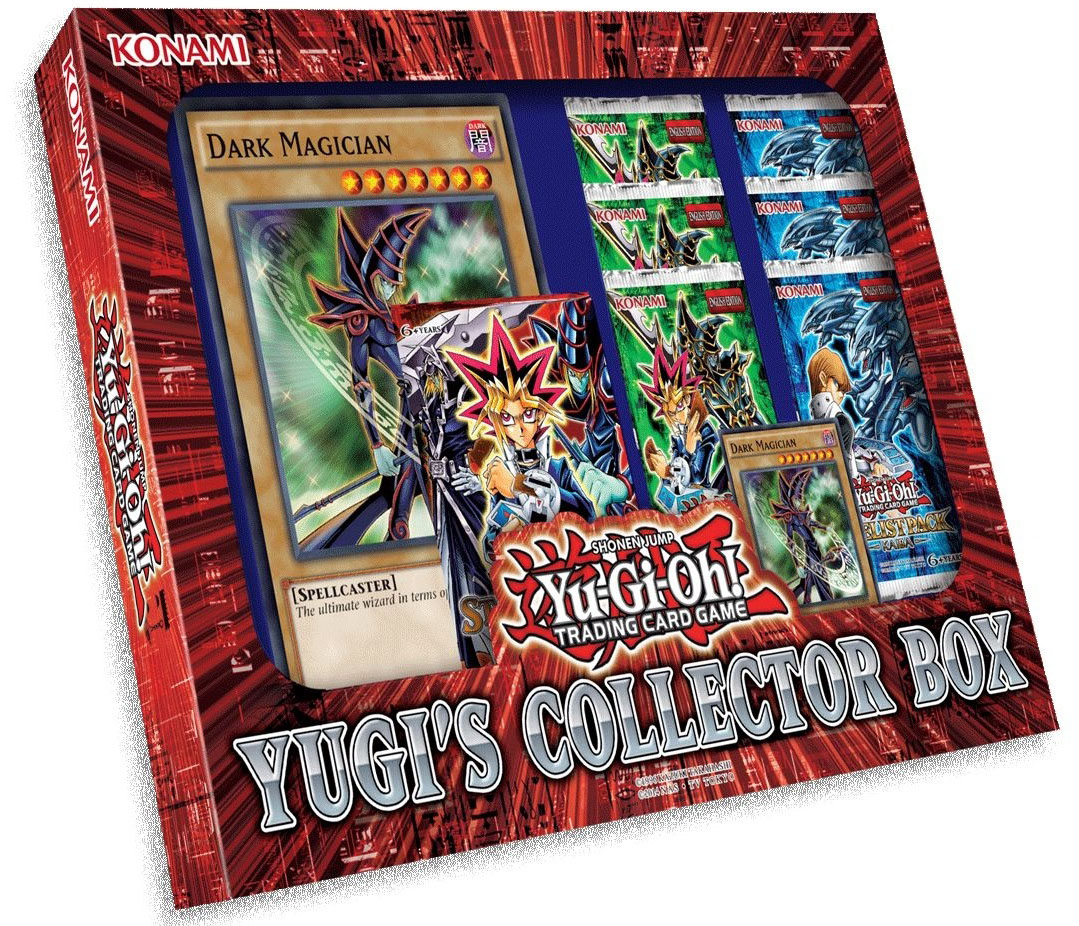 yu gi oh collector boxes yugi u0027s yugioh world