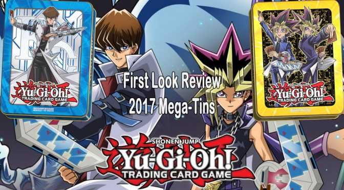 2017 Mega-Tins First Look and Review