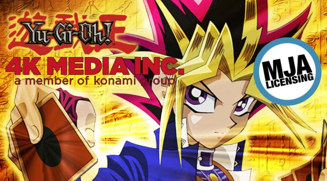 4K Media Appoints New French Sub-Agent for Yu-Gi-Oh! Franchise