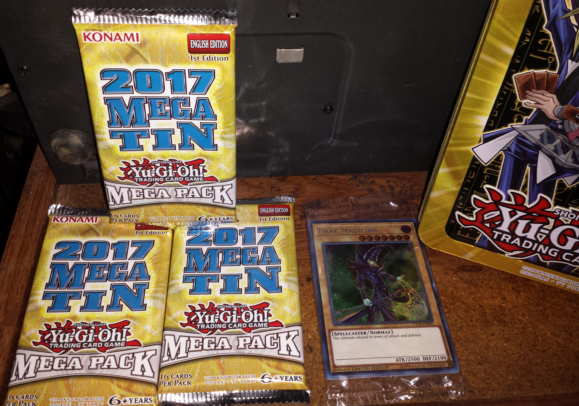 Yugioh Mega Tin 2020 Card List.2017 Mega Tins First Look And Review Yugioh World