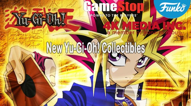 New Yu-Gi-Oh Collectibles