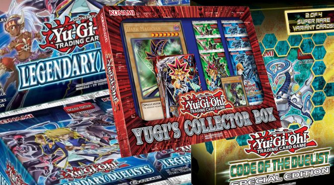 New in September from Yu-Gi-Oh! TCG!