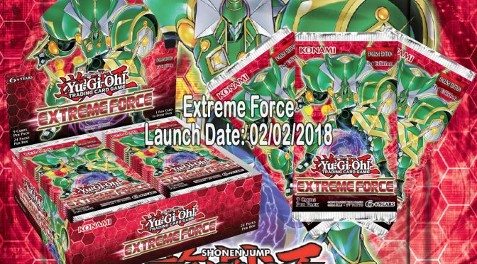 Start 2018 off Strong with the Extreme Force Booster Set