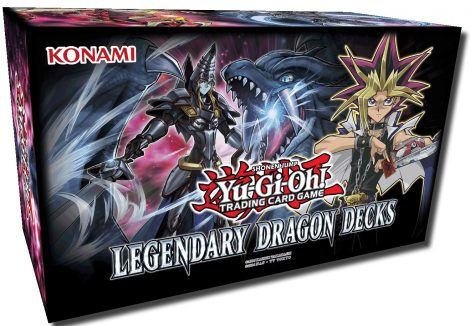 Legendary Dragon Decks