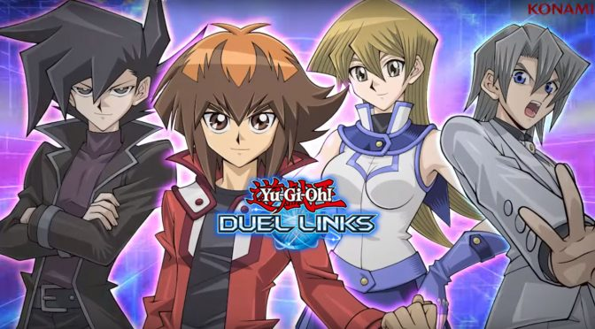 PC Version and Yu-Gi-Oh! GX Series Coming Soon to Yu-Gi-Oh! Duel Links!