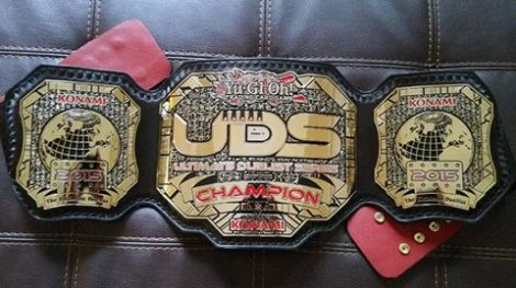 Yu-Gi-Oh! TRADING CARD GAME (TCG): the Ultimate Duelist Championship Belt