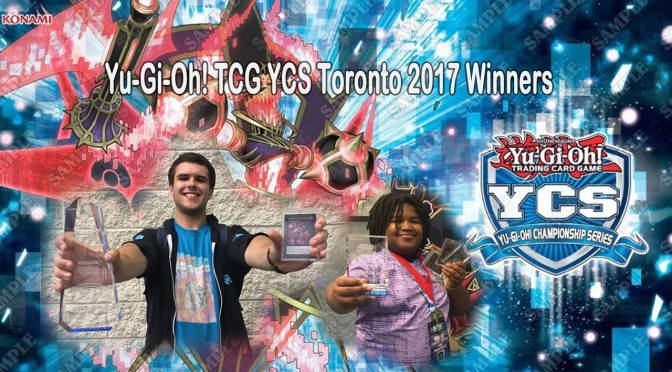 Christopher Leblanc and Charley Futch III Win Big at YCS Toronto