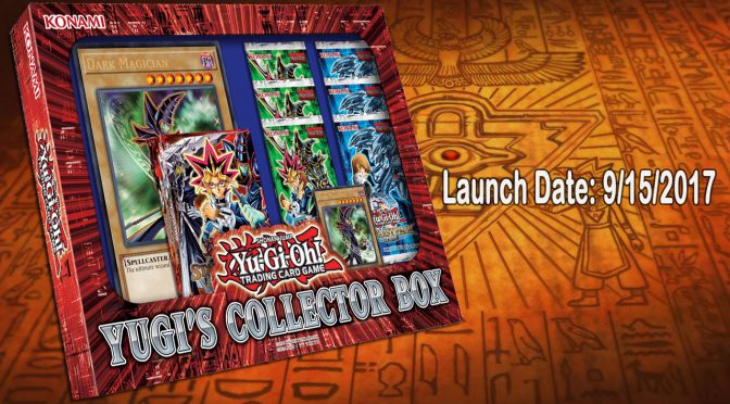 Believe in the 'Heart of the Cards' with Yugi's Collector Box!