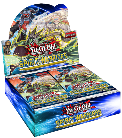 Spirit Warriors box