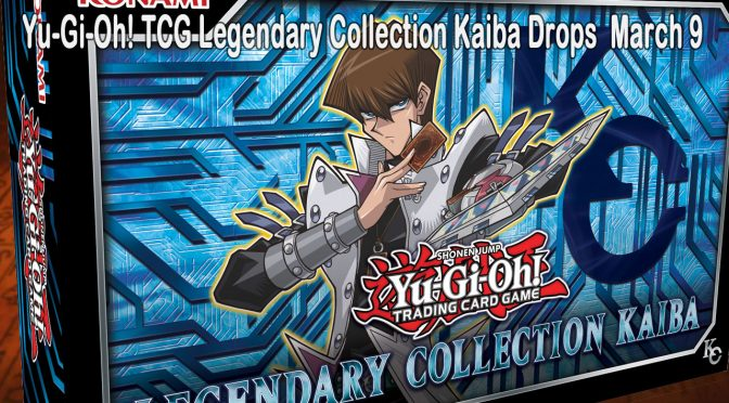 Yu-Gi-Oh! Legendary Collection Kaiba Gets a March 2018 Release
