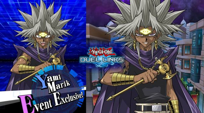 Yami Marik Returns With a God Card