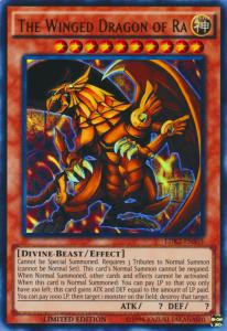 The Winged Dragon of Ra LDK2-EN-UR-LE