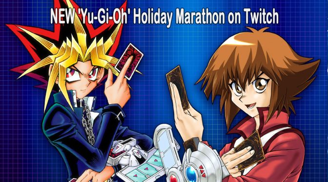 New 'Yu-Gi-Oh' Holiday Marathon on Twitch