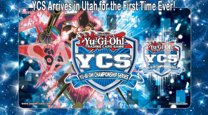 The Yu-Gi-Oh! Championship Series Arrives in Utah for the First Time Ever!