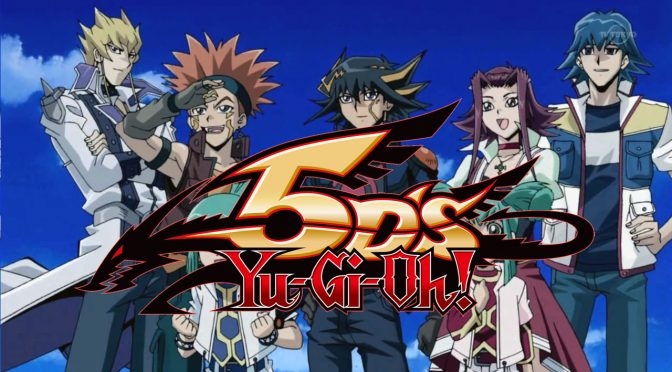 Yu-Gi-Oh! 5D's Arrives on ¡Sorpresa!