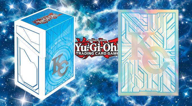 Yu-Gi-Oh! TCG: Kaiba Corporation Card Sleeves and Deck Case Announcement