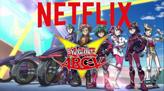 ARC-V Season 2 Coming to Netflix in May 2018