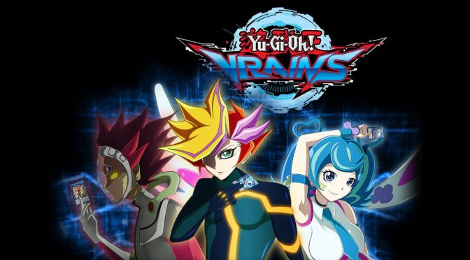 VRAINS Adds New Anime Characters and Cast