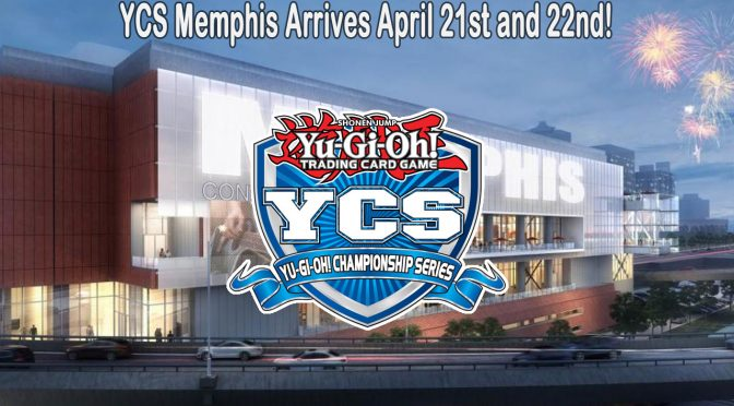 Yu-Gi-Oh! Championship Dueling Takes Over Tennessee on April 21st-22nd