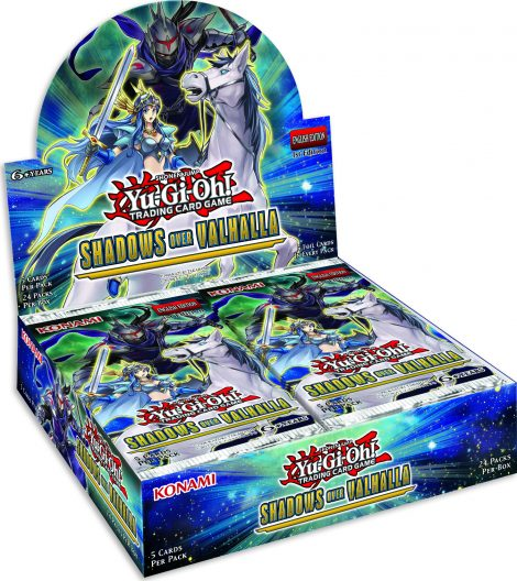 The Shadows over Valhalla booster set