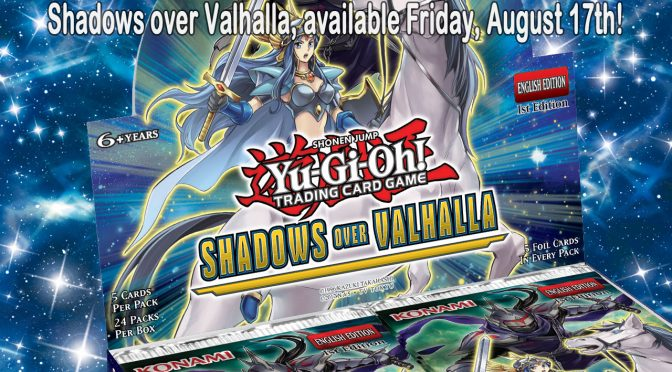 Yu-Gi-Oh! Shadows over Valhalla Date Announced