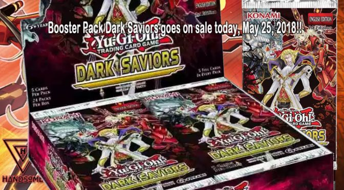Dark Saviors On Sale Today!