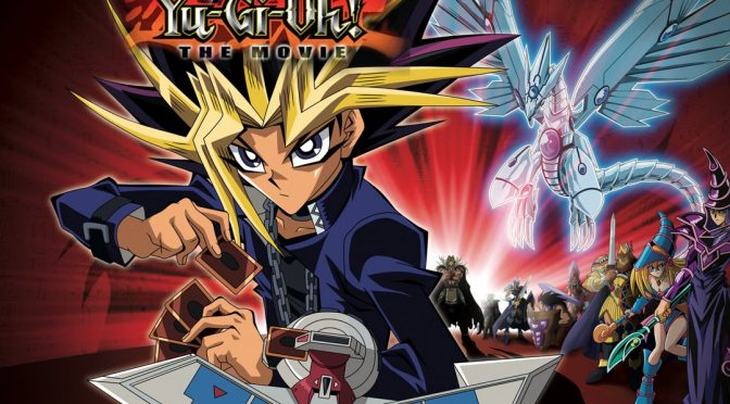 Manga UK Brings Yu-Gi-Oh! The Movie: Pyramid of Light to UK Theatrical Screens this June!