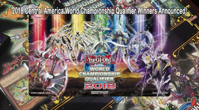 2018 Central America World Championship Qualifier - in Guadalajara, México