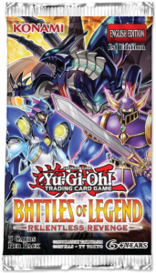 Battles of Legend: Relentless Revenge booster pack