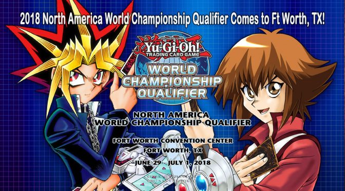 North America World Championship Qualifier (WCQ) 2018 in Ft Worth, TX