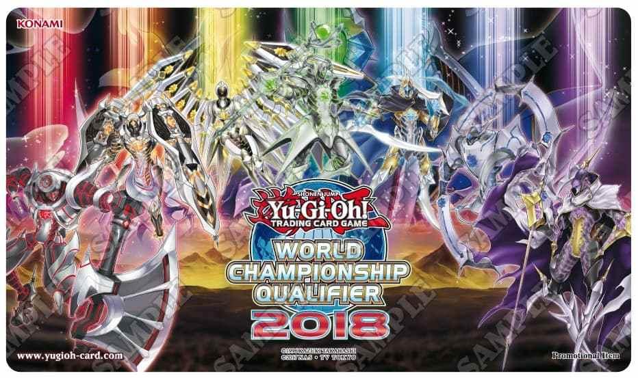 Yu-gi-oh world championship 2018 prizes images