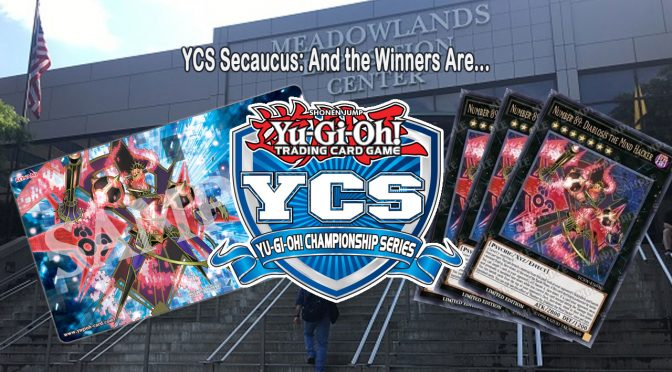 YCS Secaucus 2018 And the Winners Are