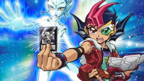 Yu-Gi-Oh! ZEXAL screenshot