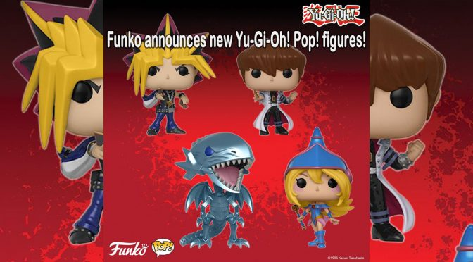 Funko announces new 'Yu-Gi-Oh!' Pop! figures