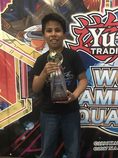 2018 Central America Dragon Duel WCQ Winner - Alan Leonardo Martinez Capetillo
