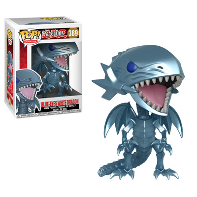 Yu-Gi-Oh! Pop! figure