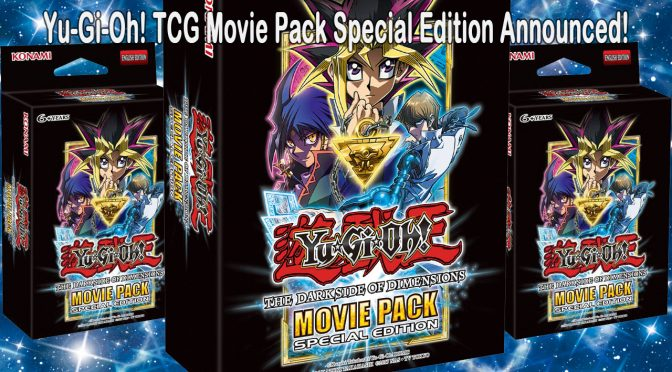 Yu-Gi-Oh! Movie Pack Special Edition Announced
