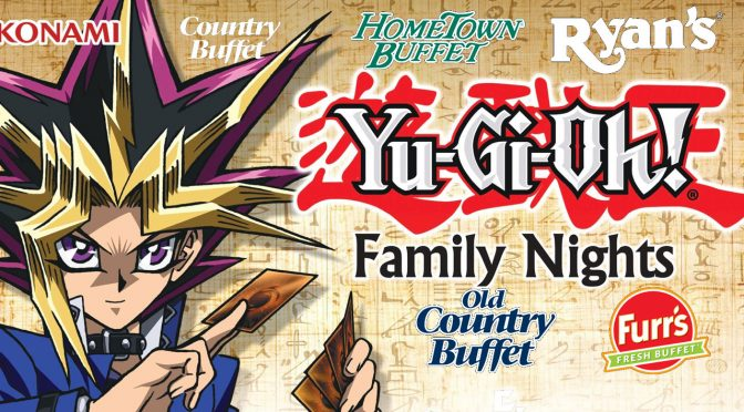 Ovation Brands and Furr's Fresh Buffet Celebrate Hit Anime Brand Yu-Gi-Oh!